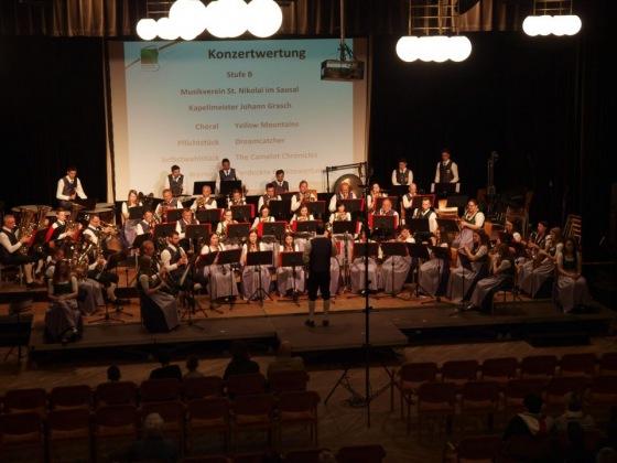 Konzertwertung Leibnitz 30.3.2019
