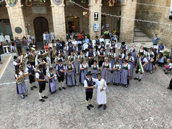 Loro Piceno 16-20.8.2018